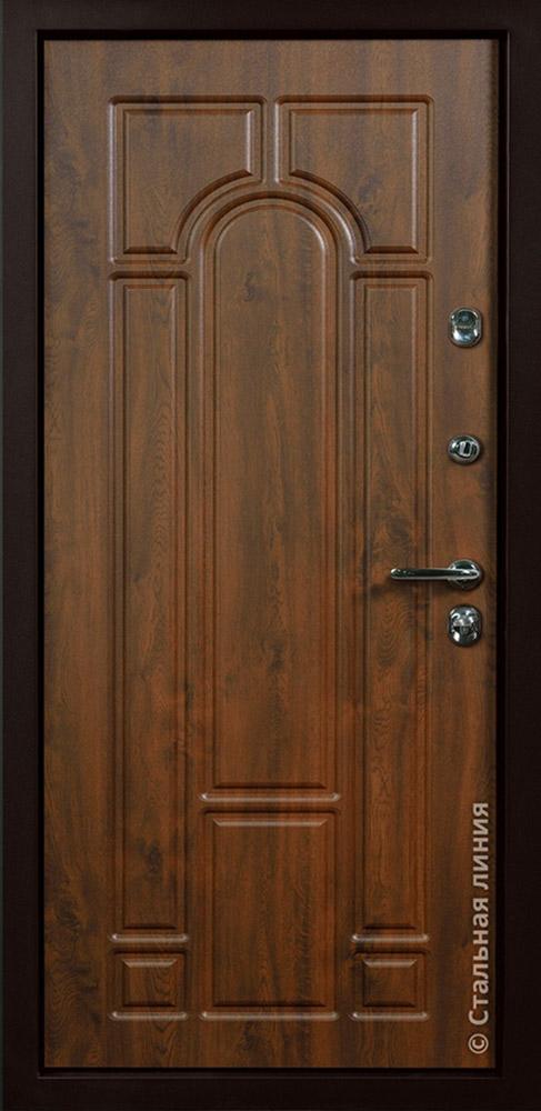железные двери от производителя верея